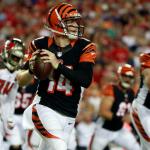 Buccaneers stymie the Bengals offensive line