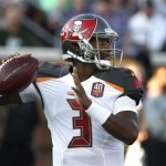 Jameis Winston's first NFL game
