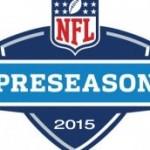 Preseason 2015:Cowboys,Packers,Dolphins