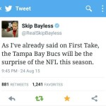 Skip Has Spoken