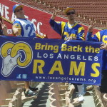 The NFL could move only one team to L.A.