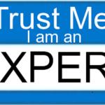 "Week 4 ""Expert"" predictions"