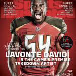 Lavonte David makes cover of Sports Illustrated