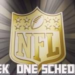 NFL Preseason is Over