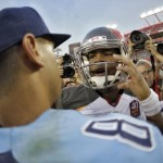 What's being said around the media scene about the Bucs vs Titans