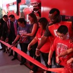 Buccaneers take a break from the NFL but remain busy in the community