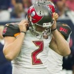 Could the Buccaneers be looking for a new kicker?