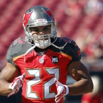 Doug Martin is healthy and confident going into week 5