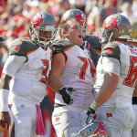 Bucs Offensive line has improved.