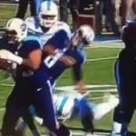 Titans coach says hit on Mariota  was Bullsh**