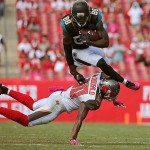 """Mike Jenkins says """"Buccaneers secondary can correct its lack of focus"""""""