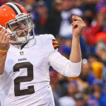 Browns give Manziel the go ahead
