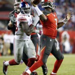 Jameis Winston continues to show up every week