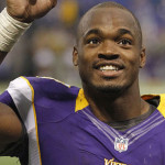 Adrian Peterson thankful for Bears win over the Packers