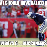 Cowboys came looking for a win and found a loss
