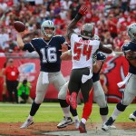The Buccaneers hand the Cowboys their seventh loss