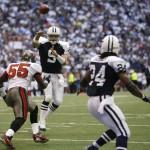 Tony Romo's rookie game vs the Buccaneers