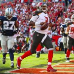 Buccaneers playoff relevance has the Bucs in a upbeat mood