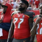 The Buccaneers close to setting another unwanted record