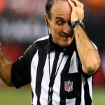The NFL reassigns Ref crew after making mistakes