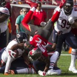 Bucs fumble their way to another loss