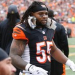 Vontaze Burfict is facing fines for play during game against Steelers