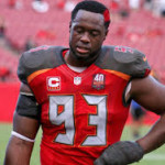 Gerald McCoy and Joe Cullen's tempers flare but since reconciled.