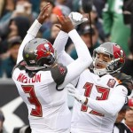 Mike Evans and Jameis Winston could be a dangerous duo in years to come.