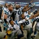Arizona stood no chance against the Carolina Panthers