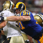 The Los Angeles Rams release Long, Cook, and Laurinaitis
