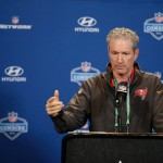 Dirk Koetter Addresses Media From Combine: Discusses Winston, Kickers, and More