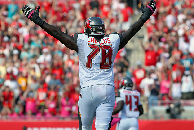 NFL: OCT 11 Jaguars at Buccaneers