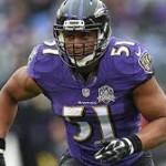 Ravens Linebacker Daryl Smith to visit Tampa