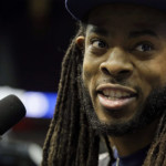 Richard Sherman not happy with Roger Goodell
