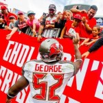 Buccaneers re-sign Jeremiah George.