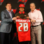 The Buccaneers have their first round pick under contract!