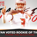 PFF selects Jameis Winston as 1 of 10 young players to be the top 101 in the NFL for 2016