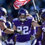 The Vikings pay Harrison Smith a LARGE sum of money.