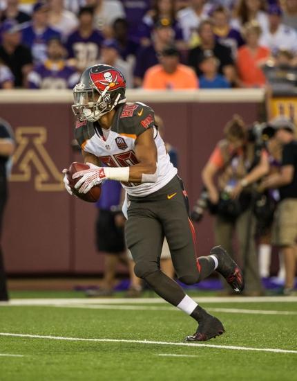 NFL: Preseason-Tampa Bay Buccaneers at Minnesota Vikings