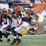 Bengals release veteran safety Taylor Mays