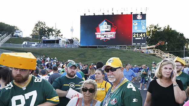 Hall of Fame Game - Green Bay Packers v Indianapolis Colts