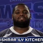 The Buccaneers Sign Ishmaa'ily Kitchen DT