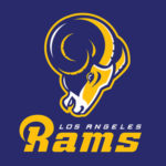 Rams return to L.A. with record crowd