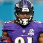 Baltimore Waives Kaelin Clay to injury designation