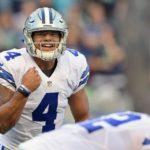 Romo out 6-8 weeks. Dak Prescott gets the nod.