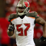 Noah Spence recorded his first NFL sack against the Cardinals.