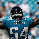 Former Jaguars LB passes at age 32