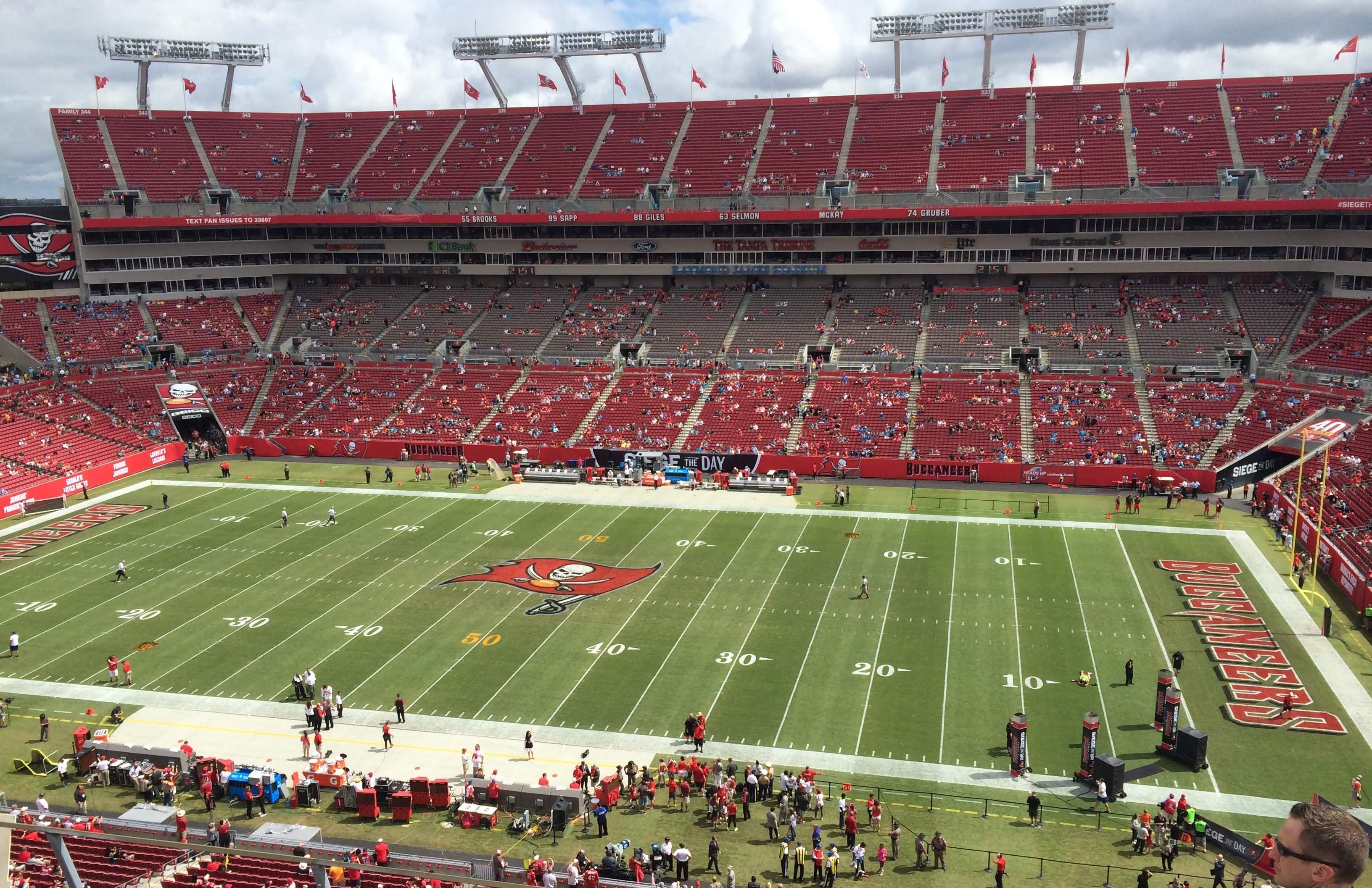 Buccaneers Friday Practice Moved To Raymond James Stadium Bucs Report
