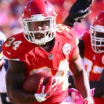 Don't get comfortable, yet, Knile Davis