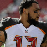 Mike Evans ranks 3rd in drops and 2nd in TDs